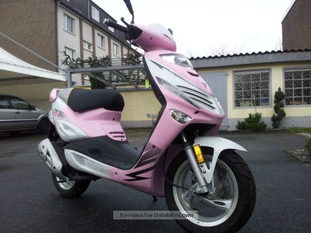 2013 Adly  Air Tech 1 (Pink / Mother of Pearl) MINT 2Km!! Motorcycle Scooter photo