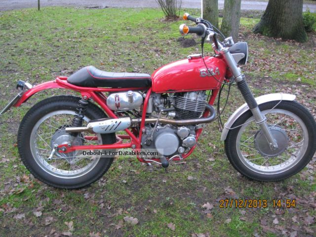 1966 BSA  B 40 Motorcycle Other photo