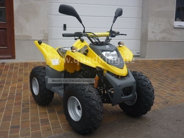 2012 Adly  ATV Quad 50V Children Motorcycle Quad photo