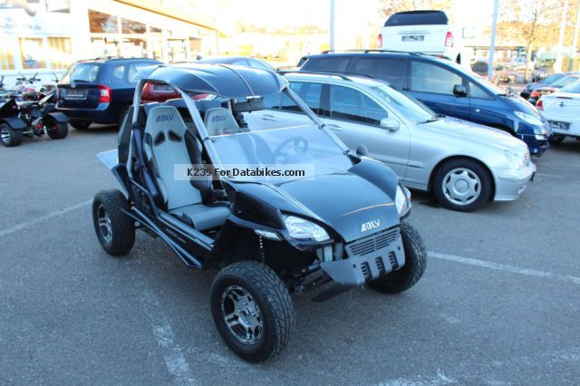 2012 Adly  Hercules Buggy Minicar * IMMEDIATELY * EXTRAS * Motorcycle Other photo