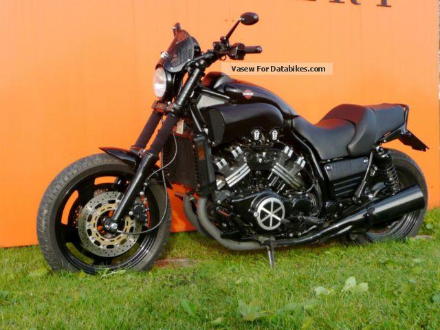Motorcycle 1997 Yamaha Vmax 1200 VMX12 V Boost Photo