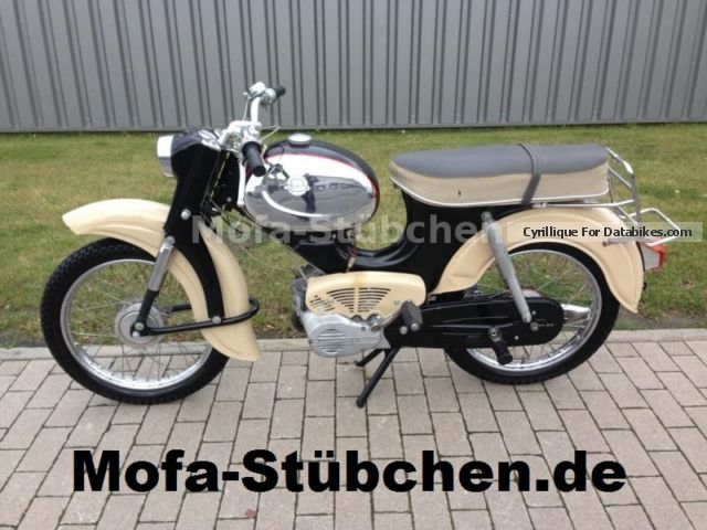 1969 Hercules  220PL Oldtimer / Bj.69 / 3 speed / good condition Motorcycle Motor-assisted Bicycle/Small Moped photo