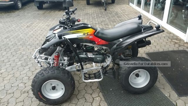 2008 Adly  Hercules ATV 50 XXL Sports / Sentinel Motorcycle Quad photo