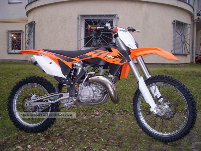 2013 KTM  150 SX model 2013 Motorcycle Rally/Cross photo