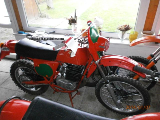 Maico  GS 400 1976 Vintage, Classic and Old Bikes photo