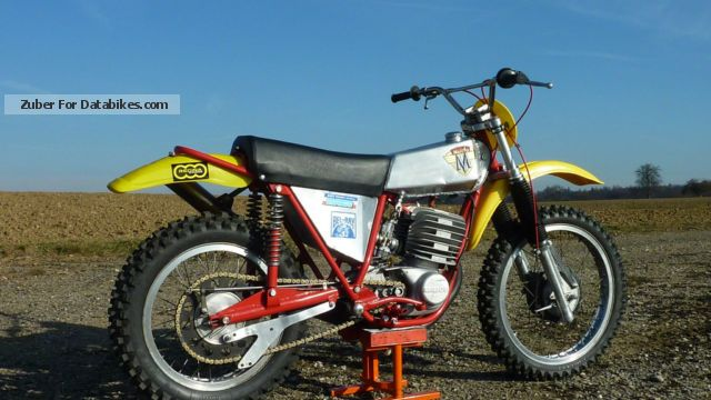 Maico  Moto Cross 1900 Vintage, Classic and Old Bikes photo
