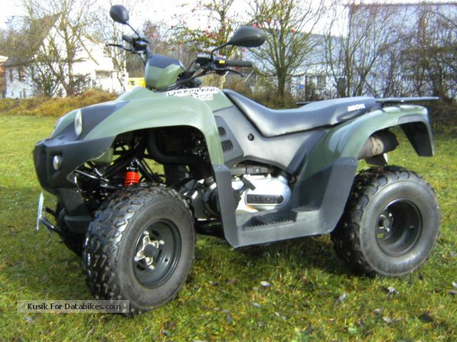 2008 Aeon  Crossland 300 Motorcycle Quad photo