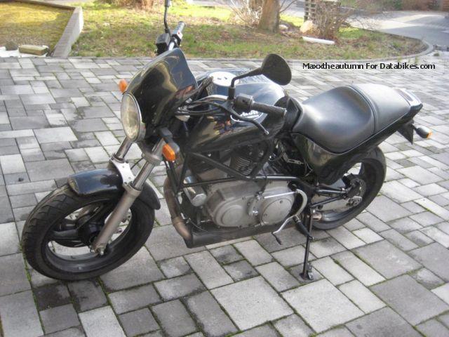 1999 Buell  S1 (EB1 Cyclone) Motorcycle Naked Bike photo