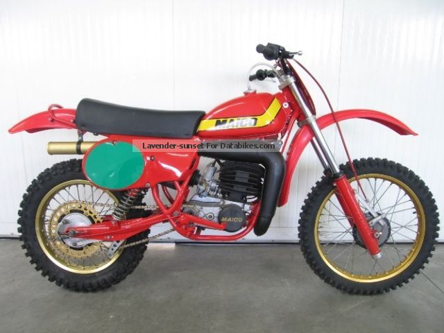 Maico  magnum 250 cross 1979 Vintage, Classic and Old Bikes photo