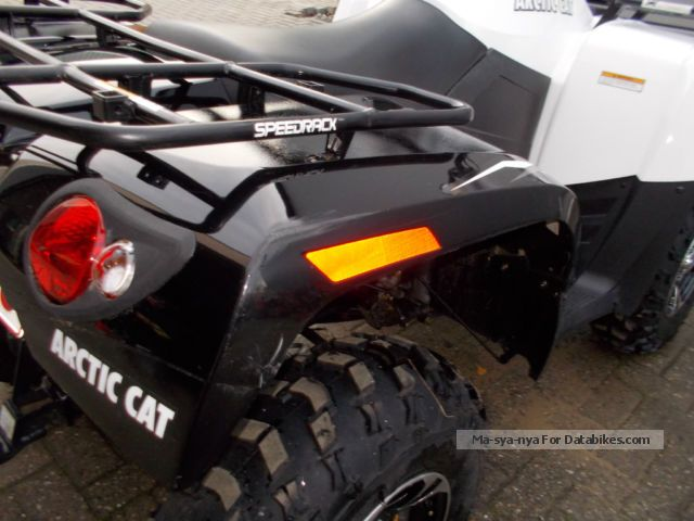 2013 Arctic Cat 550 XT Utility ATV Model Info - Features