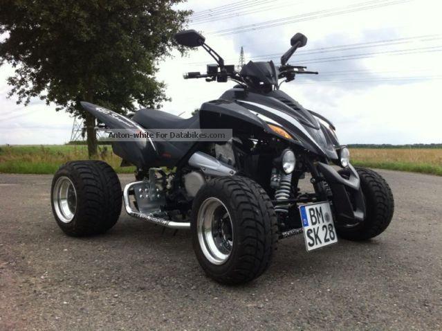2012 Dinli  904 Motorcycle Quad photo