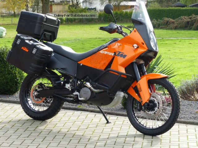 KTM  Adventure 990 ABS 2012 Enduro/Touring Enduro photo