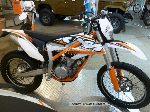 2013 KTM  Freeride 350 - 2013 - Factory machine Motorcycle Enduro/Touring Enduro photo