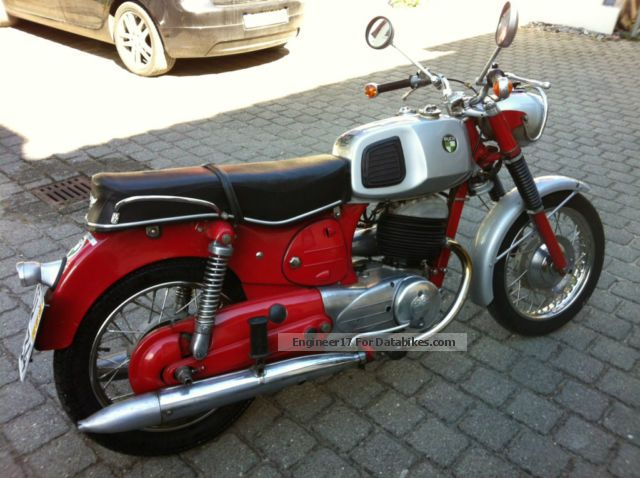 1968 Puch  250 SGS Motorcycle Motorcycle photo