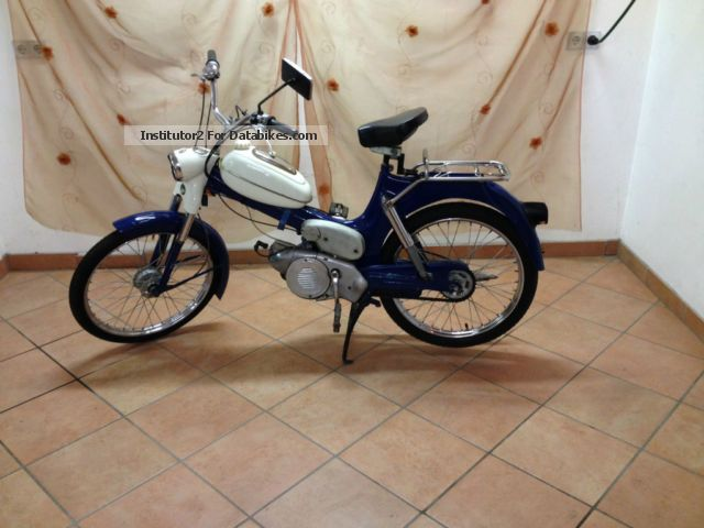Puch  MS 50 V 1969 Vintage, Classic and Old Bikes photo