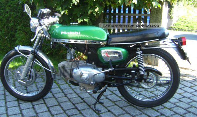 1974 Benelli 250 Sport Special