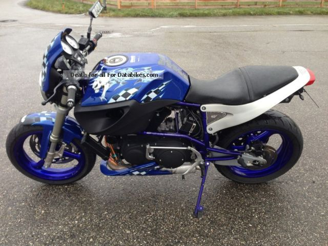 2000 Buell  x 1 .... motorcycle purchase all brands ....... Motorcycle Streetfighter photo