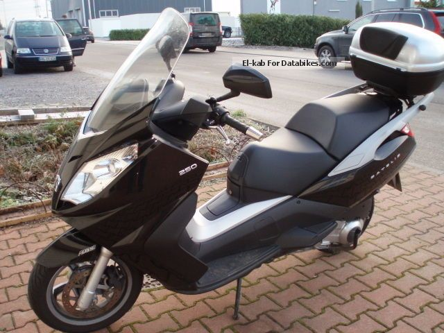 2012 Peugeot  Satelis Urban 250 with ABS Motorcycle Scooter photo