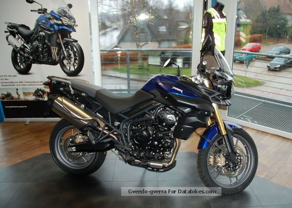 Triumph  TIGER 800 ABS A1 ... now with 4 years warranty 2013 Enduro/Touring Enduro photo
