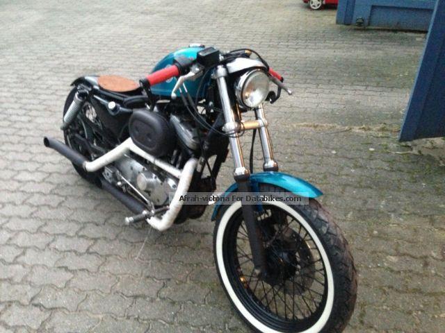 1994 Harley Davidson  Harley-Davidson XL / 2 Motorcycle Chopper/Cruiser photo