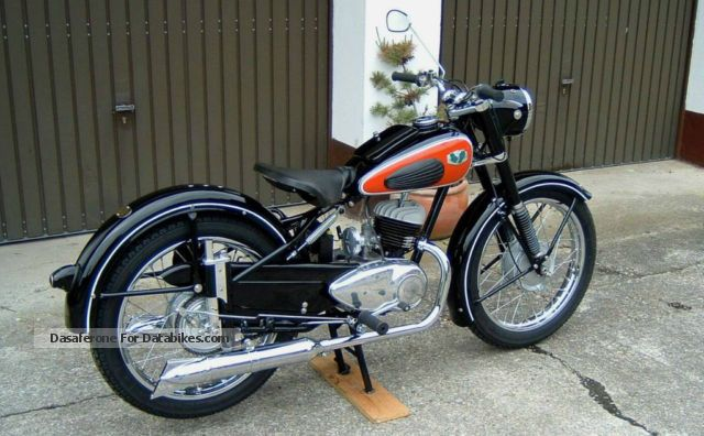 Other  Phenomenon 1953 Vintage, Classic and Old Bikes photo