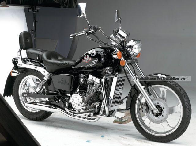 2011 WMI  Regal Raptor Motorcycle Chopper/Cruiser photo