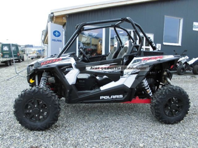 2012 Polaris  1000 RZR EPS in stock Motorcycle Quad photo