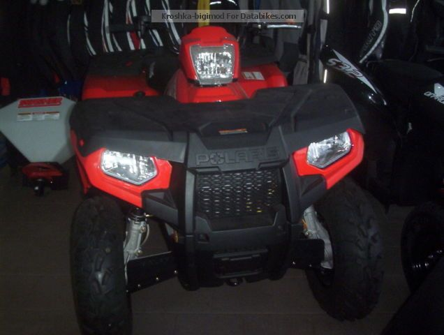 2012 Polaris  800 Sportsman 2013 LOF New Motorcycle Quad photo