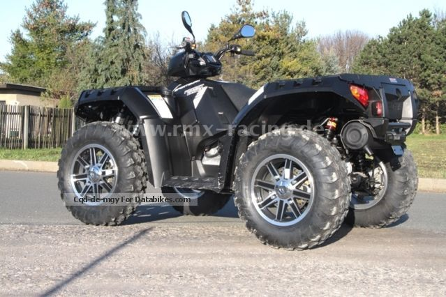 Polaris  XP 850 EPS - LOF approval - 0.0% eff. Interest! 2012 Quad photo