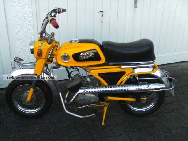 Moto Morini  Peripoli Giulietta Typo America 1969 Vintage, Classic and Old Bikes photo