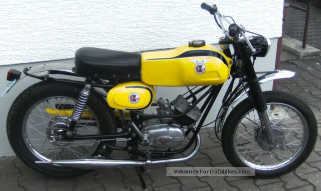 Moto Morini  Meteora M 4 Cross 1974 Vintage, Classic and Old Bikes photo