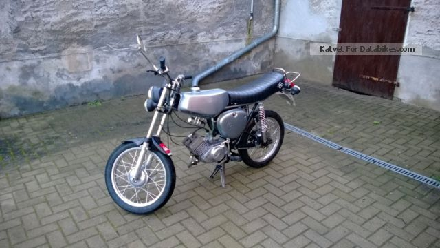 2013 Simson  S51 Motorcycle Motor-assisted Bicycle/Small Moped photo
