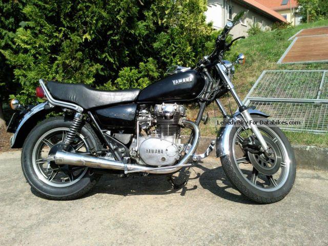 2012 Yamaha  XS650 Motorcycle Chopper/Cruiser photo