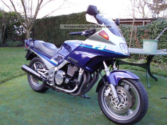 1997 Yamaha  fj 1200 Motorcycle Sport Touring Motorcycles photo