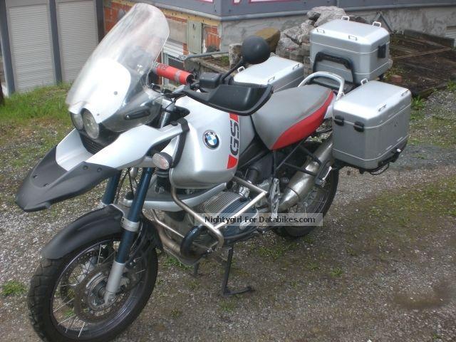 2003 BMW  Gs 1150 adventure Motorcycle Enduro/Touring Enduro photo