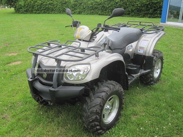 2010 GOES  MAX 520 / 4x4 Motorcycle Quad photo