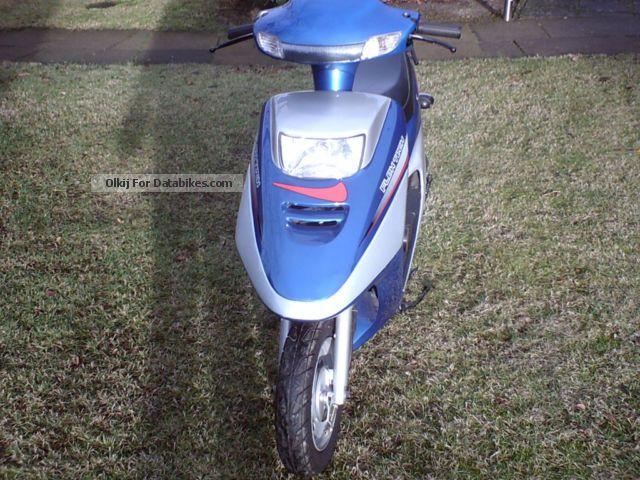 2007 Baotian  Flex Tech Motorcycle Scooter photo