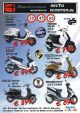 2012 Baotian  FALCON 7 NEW 25km / h 45km / h moped Motorcycle Scooter photo 9