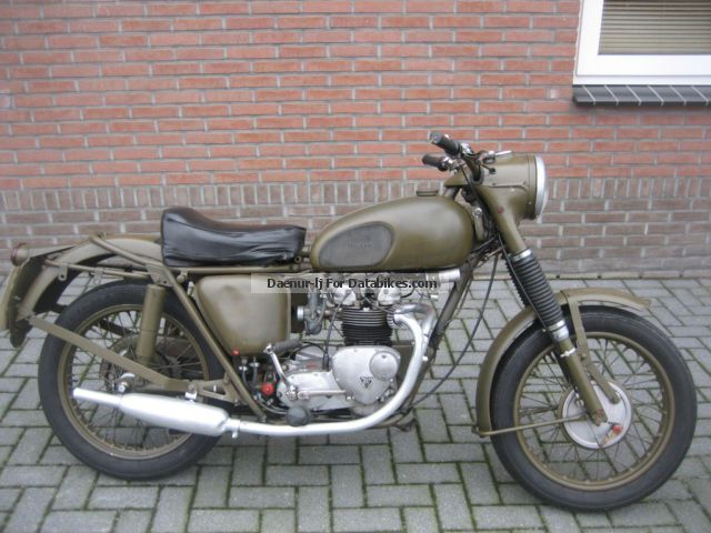 Triumph  3 TA ARMY MODEL, PRICE 2099 EURO 1967 Vintage, Classic and Old Bikes photo