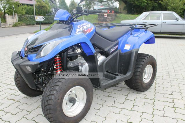 2013 Kymco  MXU250 Motorcycle Quad photo
