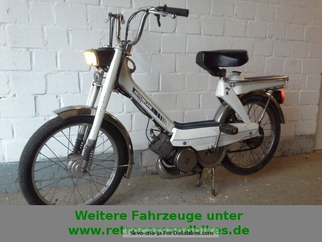 Power Assisted Bicycle >> 1971 MBK Motobecane Mobylette moped Prima 2 3 4 5 MF Flory