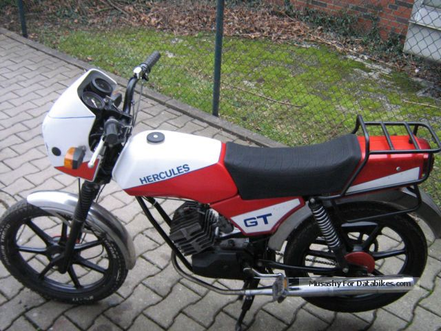 1987 Herkules  GT Motorcycle Motor-assisted Bicycle/Small Moped photo
