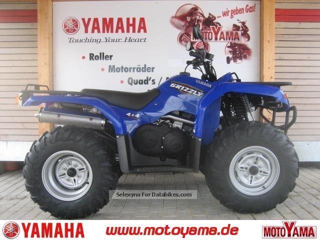 Yamaha  YFM350Grizzly, New! 2012 Quad photo
