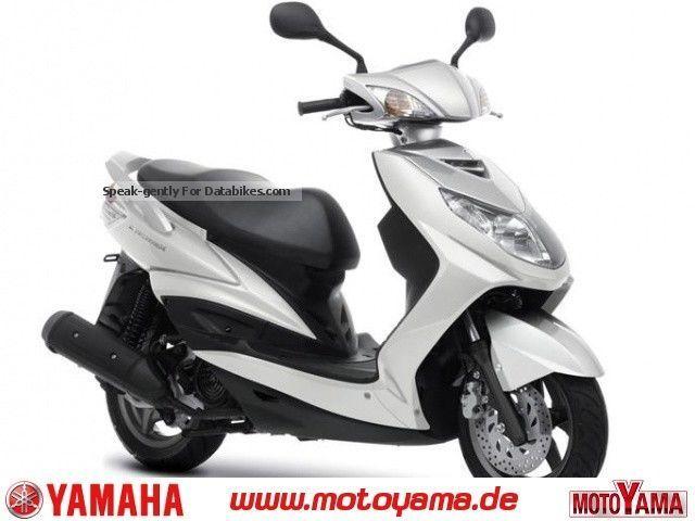 2012 Yamaha  Cygnus X 125, model 2012/2013 - New! Motorcycle Scooter photo