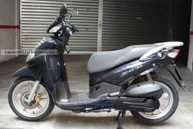 2007 SYM  HD 200i Evo - Euro 3 Motorcycle Scooter photo