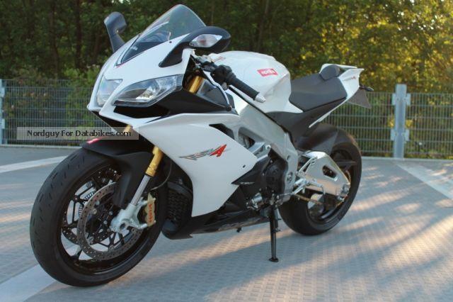 2012 Aprilia  RSV4 APRC Motorcycle Sports/Super Sports Bike photo
