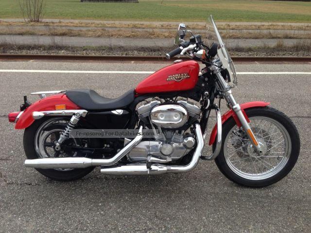 Harley Davidson  Harley-Davidson sporty 883 ... purchase all motorcycles .. 2010 Chopper/Cruiser photo