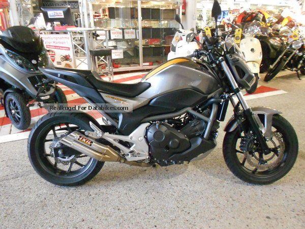 2013 Honda  NC700SAD Ixil exhaust, Short Kennz.Halter, Motorcycle Naked Bike photo