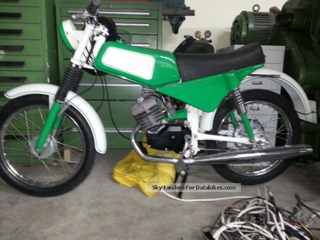 1981 Hercules  prima pronto Motorcycle Motor-assisted Bicycle/Small Moped photo