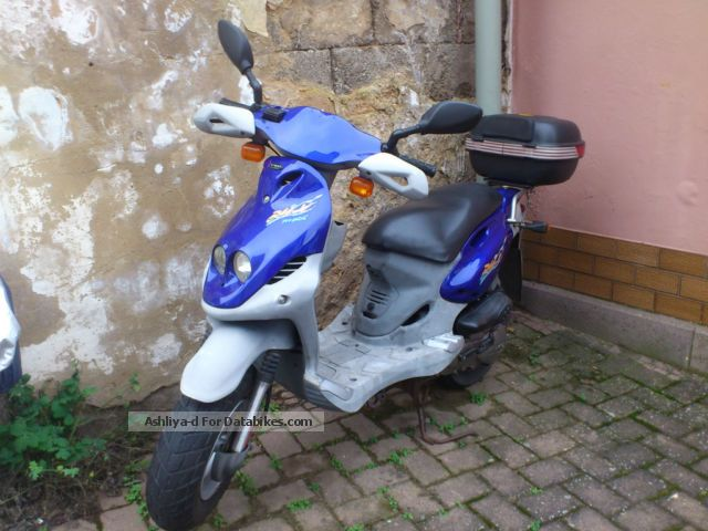 PGO  Roller PM (PM2) 50cc 45 km / h 2001 Scooter photo